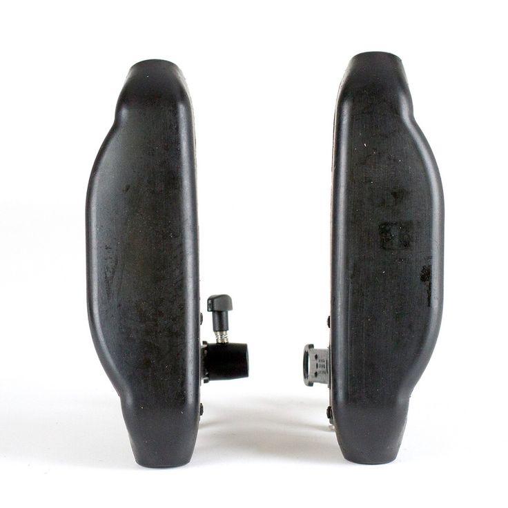 Sidecar Arm Rests