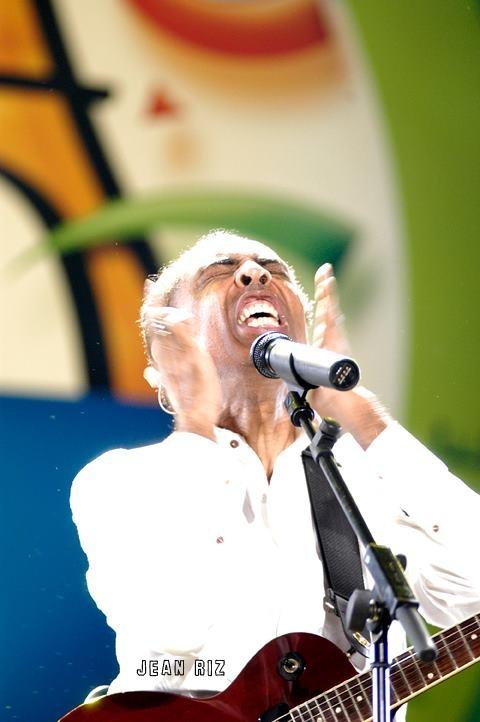 Gilberto Gil. Carnaval, Salvador Bahia, 2013;