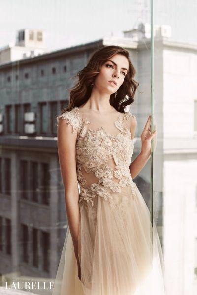 Nadine - koronkowa suknia ślubna