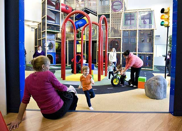 Edmonton Indoor play places