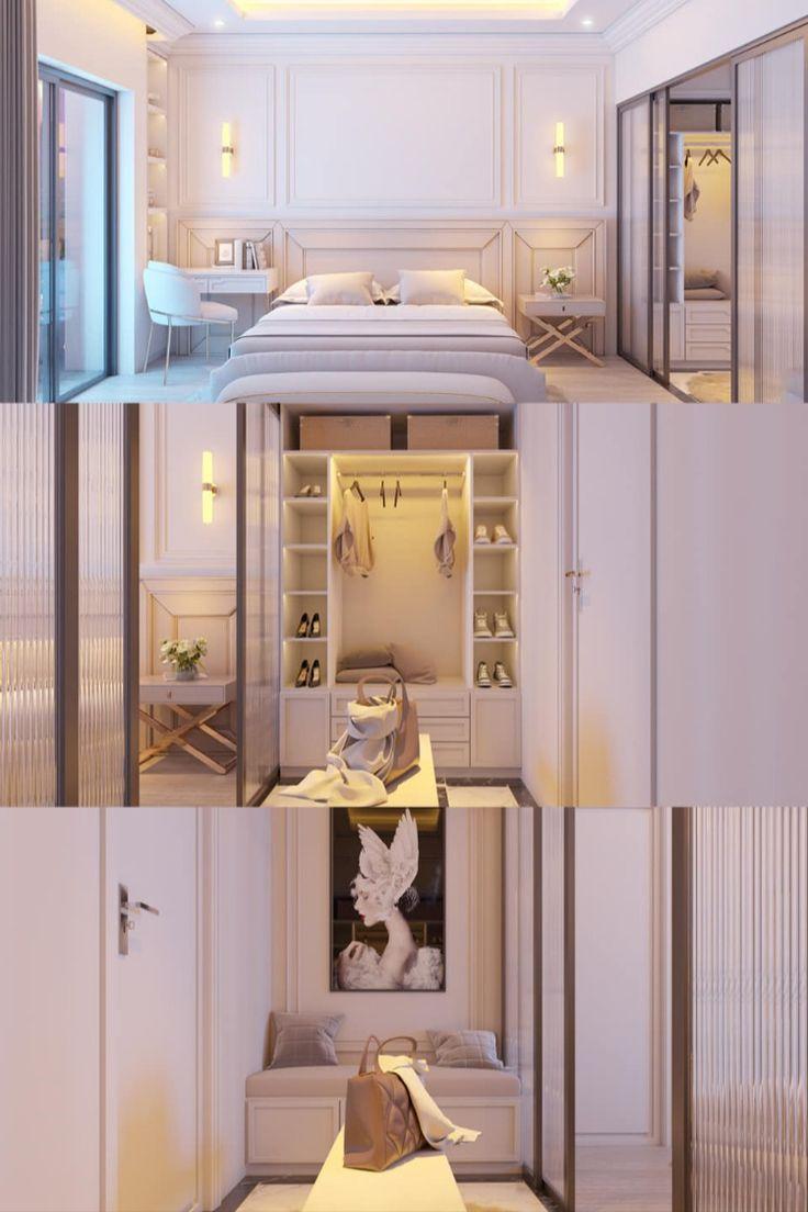 384. Bedroom Free Sketchup Interior Scene | Interior ...