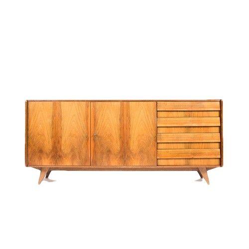 De Rebellenclub importeert prachtig gerestaureerde vintage meubels uit Tsjechië. Met zorg geselecteerd en in een zo mooi mogelijke staat. De meubels zijn zo'n 60 jaar oud en met liefde weer opgeknapt. Hierdoor zijn ze klaar voor een tweede leven. Unieke meubels met een historie en prachtig design.