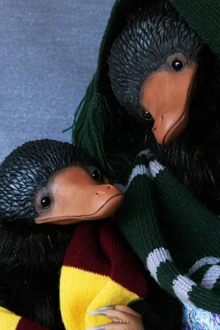 Niffler Toy Gift Friend Harry Potter Gifts Fantastic Beasts Niffler
