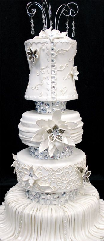 wedding cake - Wedding Candles - Windproof Candle Lamps.. http://www.enduredesign.com/