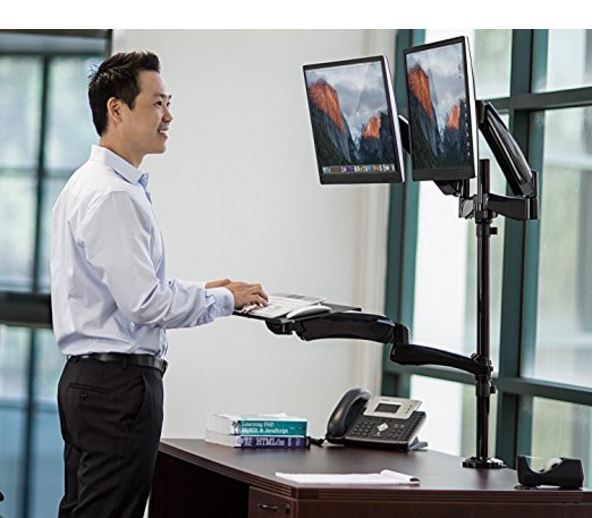 5 Reasons Why a Standing Desk Will Benefit Your Health