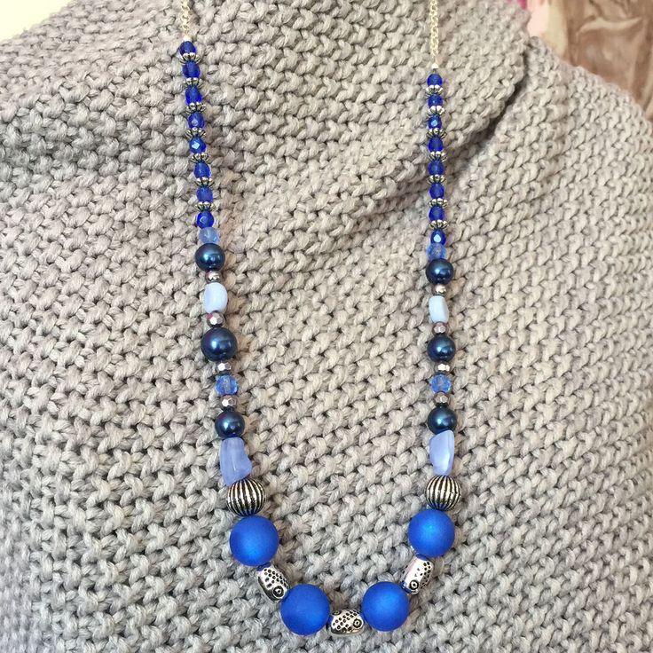 Een persoonlijke favoriet uit mijn Etsy shop https://www.etsy.com/nl/listing/520860291/polaris-beads-ibiza-gipsy-style-necklace