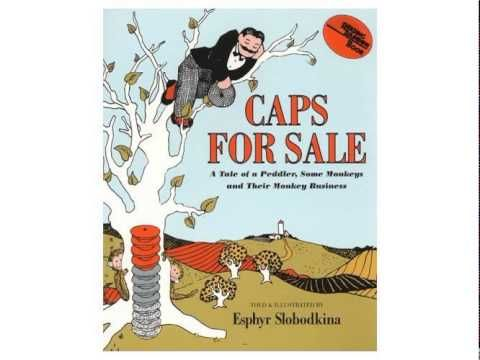 Caps For Sale - YouTube