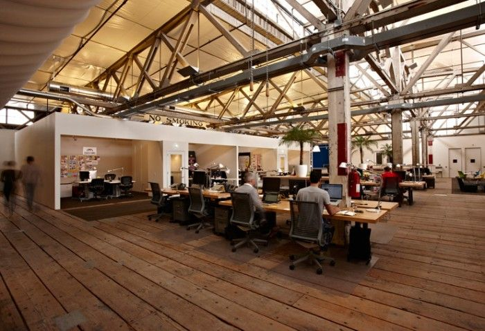 Inside IDEO's San Francisco Headquarters