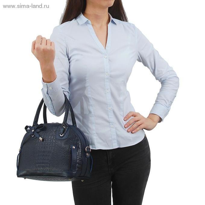 Артикул: 1396093 Сумка женская на молнии, 1 отдел, 2 наружных кармана | Женские сумки и рюкзаки