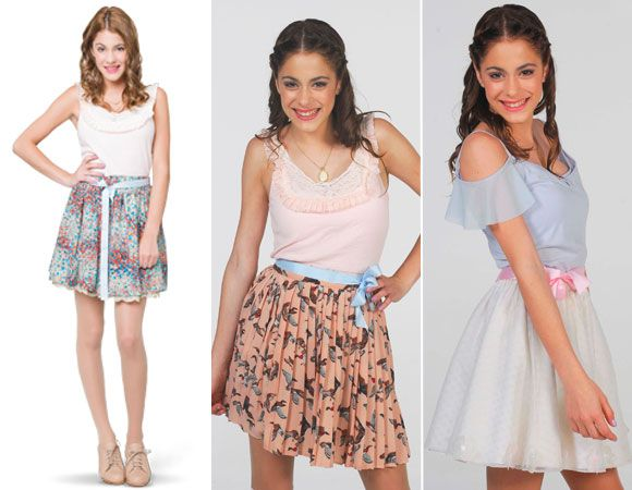 17 Best Images About Violetta On Pinterest Skirts Search And Martina Stoessel
