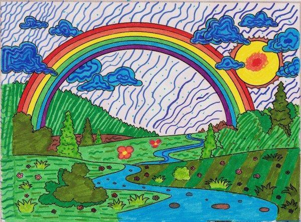 Paisajes Para Pintar Web Del Maestro Paisaje Para Pintar Paisajes Lecciones De Arte