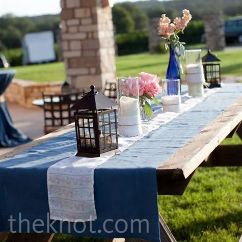 13 Best Summer Picnic Table Decor Images On Pinterest