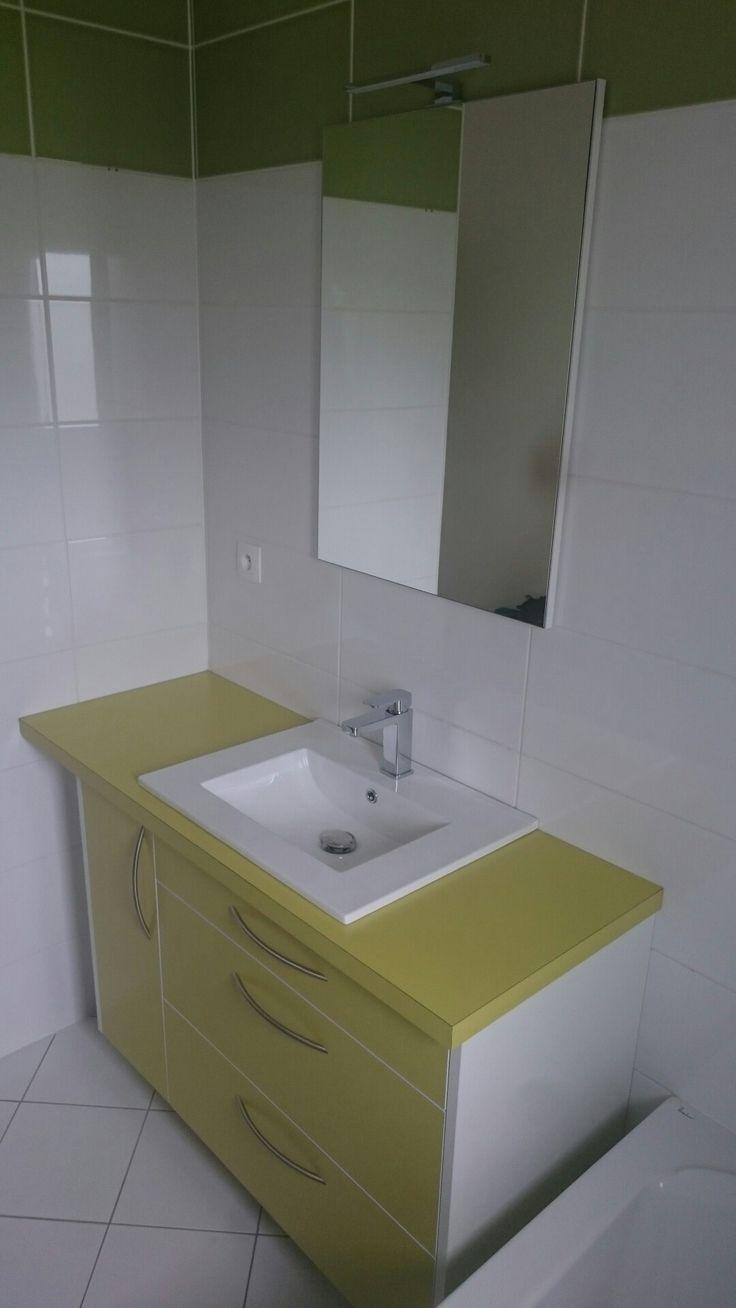 1000 id es propos de salles de bains verts olives sur pinterest p pini r - Vente privee mobilier salle de bain ...
