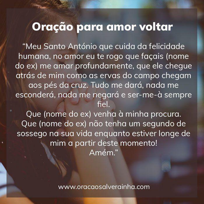6 Oracoes Para Trazer Amor De Volta Muito Fortes Com Imagens