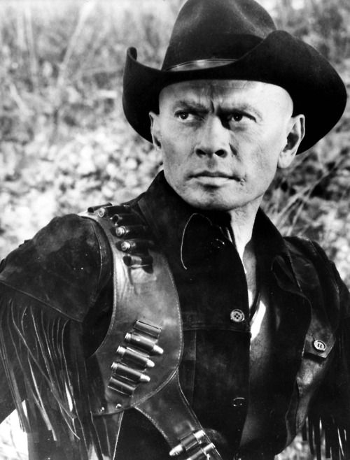 Yul Brynner -- The Magnificent Seven