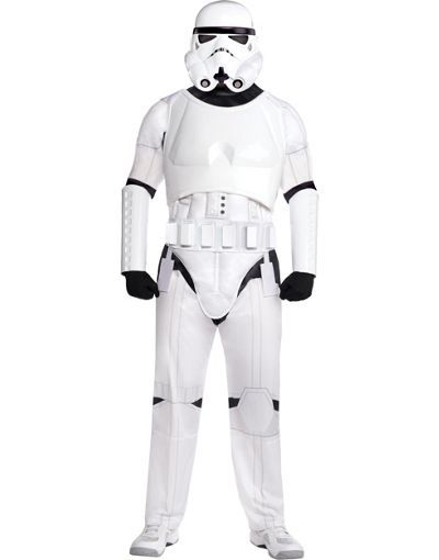 Adult Stormtrooper Costume - Star Wars - Party City Canada
