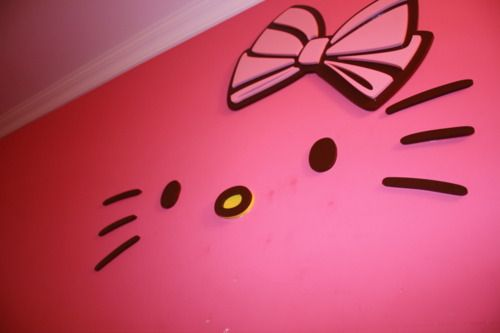 I might do just this to one of the bedrooms :)