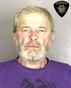 Leonard Burdek (Photo courtesy: Marion County Sheriff's Office) upset over misspelled sign wanted to bomb it