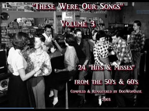 These Were Our Songs - Volume 3 (Original Compilation)