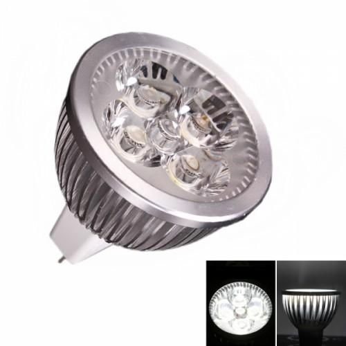 6000-6500K LED White Flat Spotlight Wherever you want a strong, bright light, you'll want one of these! With its low power consumption and high brilliance, you'll be surprised how power-saving and eco-friendly it is—and boasts 50,000 hours lifetime!