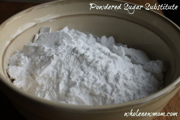 Do It Yourself – How to Make Powdered Sugar | Powdered Sugar Substitute (Icing Sugar)