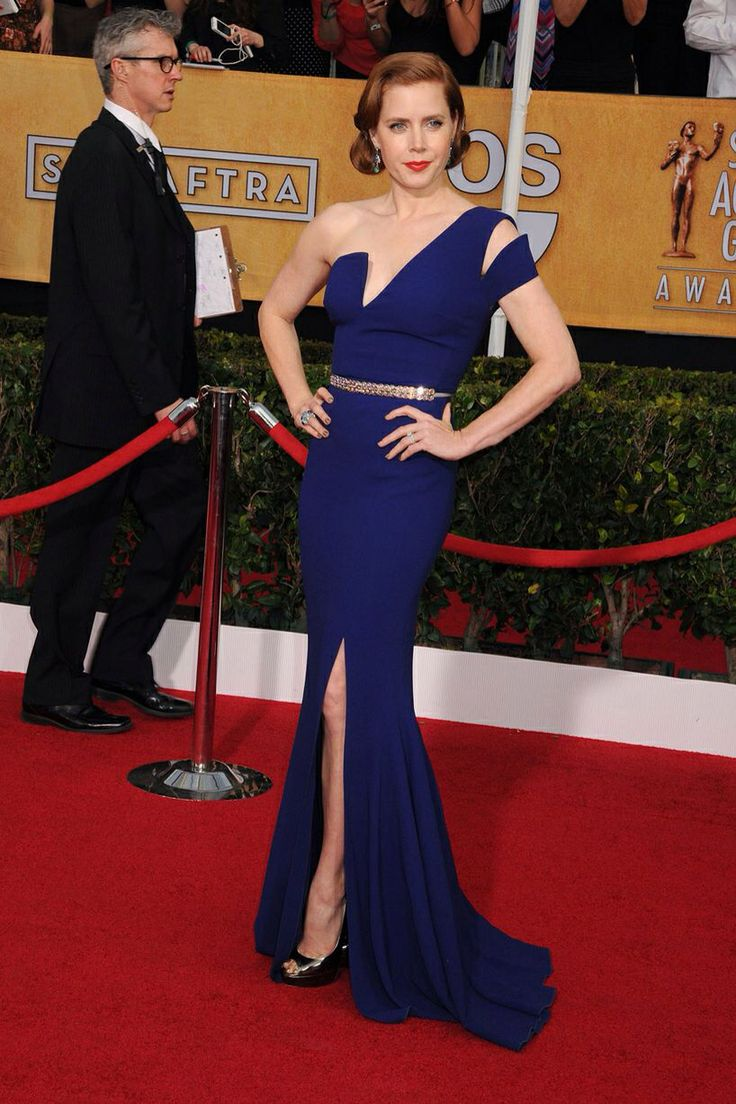 Amy Adams in Antonio Berardi