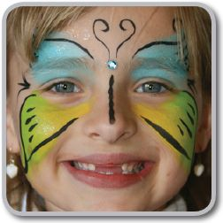face painting: Fantastic Faces, Face Paintings, Butterflies Faces, Faces Paintings, Paintings Ideas, Fun Ideas, Fundrai Ideas, Paintings Butterflies, Birthday Ideas
