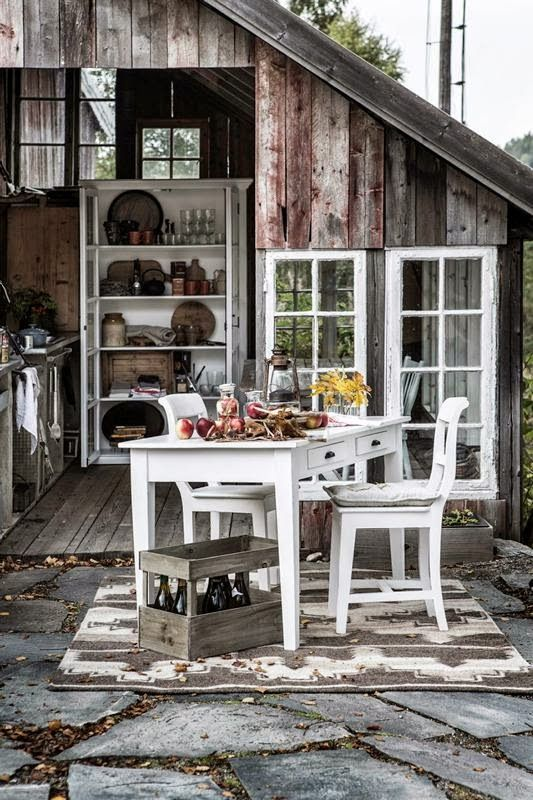 White furniture, Farm, outdoor, Home and Cottage