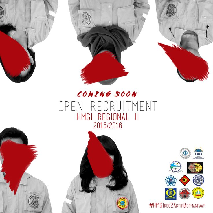 Organization Introduction made for Himpunan Mahasiswa Geofisika Indonesia mobile social media propaganda