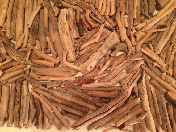 Driftwood wall picture  handmade natural by AtelierIslandArt