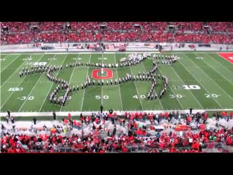 ▶ Ohio State Marching Band: Running Horse (video game tribute) - YouTube