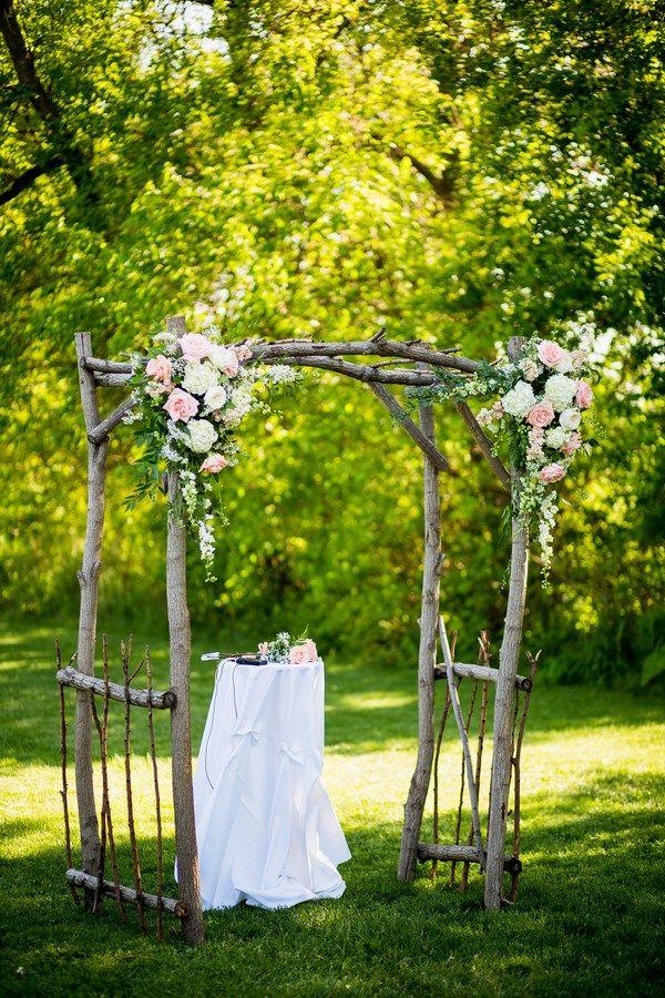 A Rustic Apple Orchard Barn Wedding in Indiana