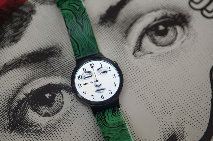 Huawei Watch with the special Fornasetti design