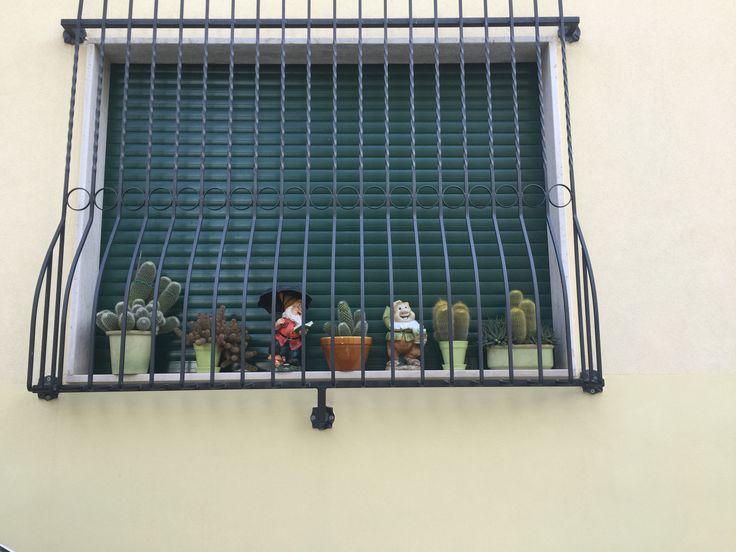 Piccolo giardino di cactus:)