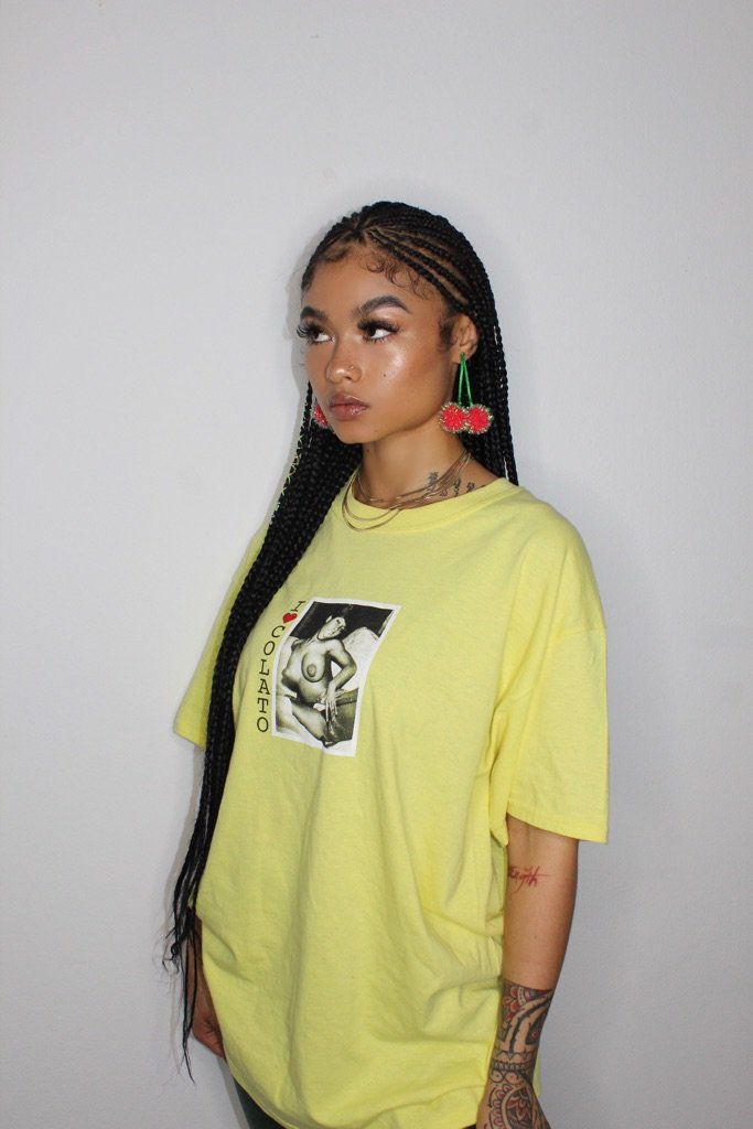 India Love on | Hair styles, Braided hairstyles, Cool ...
