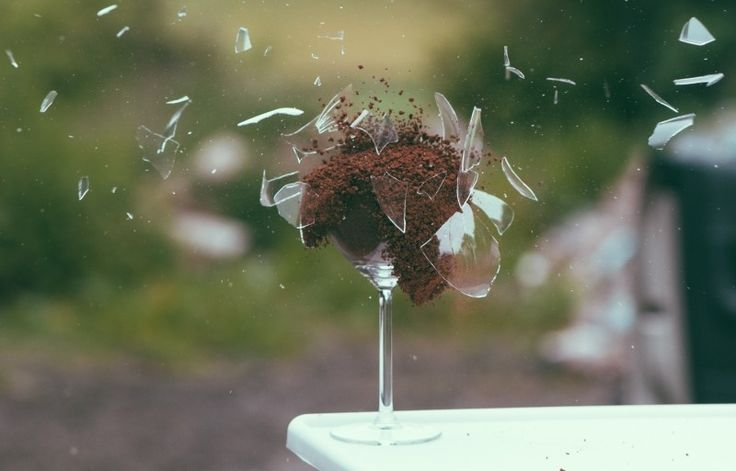 art broken explosion glass Photo - Visual Hunt