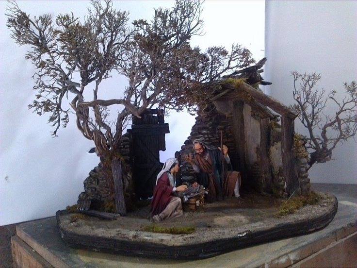 RUIN HAND MADE WITH TREES WITH ITALIAN HANDMADE STATUES 30 CMMEASURES APPROXIMATE WIDTH OF 50 CM TO 40 'DEPTH HEIGHT APPROX 40 CMGOOD PURCHASEFOR INFO AND DETAILED PHOTOS CONTACT ME AS ALL OTHERS ALSO THIS 'A PRODUCT ARTEPRESEPIGOOD BUY AGAIN AND THANK PREFERENCES GRANTEDINCLUDING LIGHT