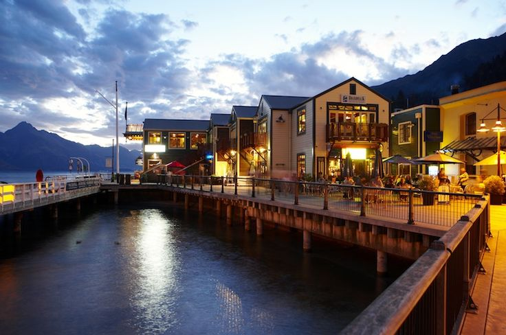 Trovolo - Queenstown #travel #NewZealand #photography #NZ #fun #outdoors #nature #queenstown #otago #harbour #wharf