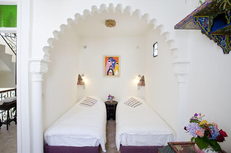 Kasbah Rose - Room 4   Twin/Double room