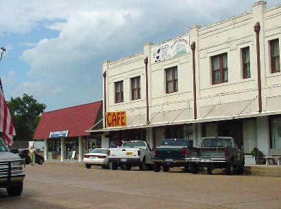 Downtown Dayton, Texas