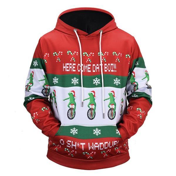 Weihnachtsmotiv GOT Sweatshirt Winter is Here
