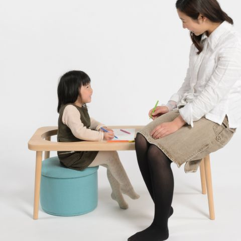 Steps by Kohdai Iwamoto | a bench that adapts to your growing family