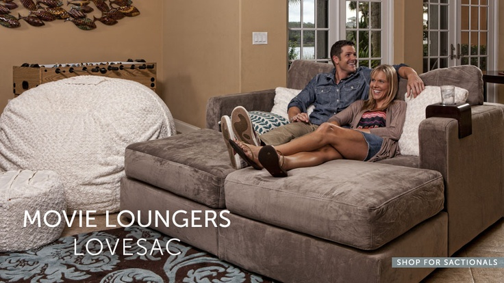 Lovesac Alternative Furniture | Contemporary Furniture, Bean Bag Chairs, Beanbags and More