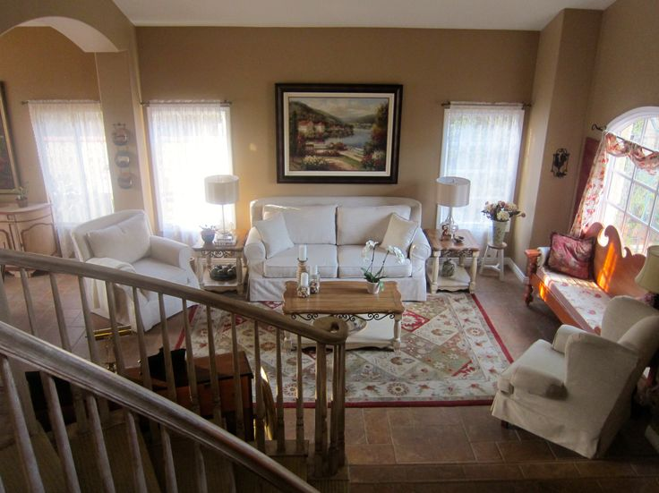 Living Room Easy Update