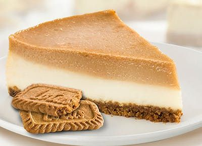 costco cookie butter cheesecake 290