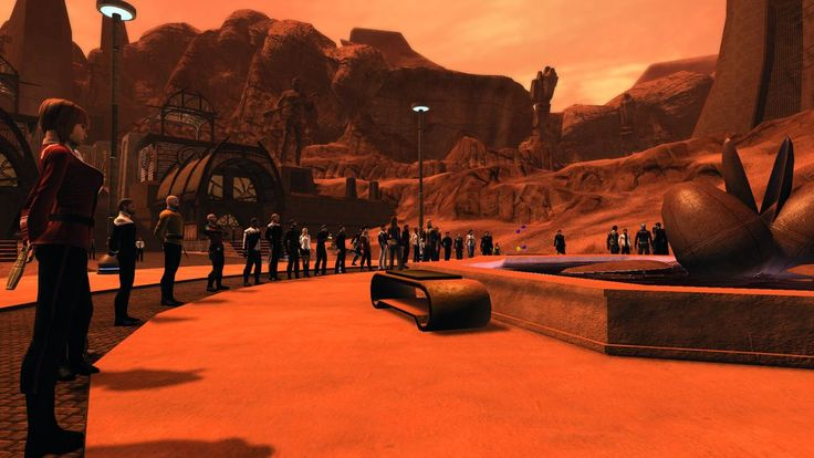 Star Trek Online game developers are building a digital memorial to Leonard Nimoy