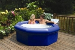 When searching for soft sided hot tubs for sale, there are a few things you need to consider. You need to make sure that the hot tub is made from...Read More: http://homeandgardenexpress.com/best-soft-sided-hot-tubs-for-sale/