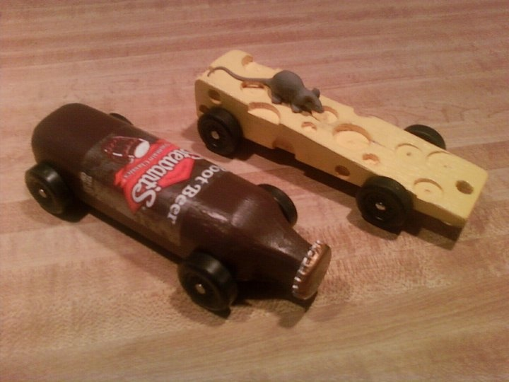 245 Best Pinewood Derby Cars Images On Pinterest Pinewood Derby