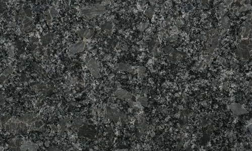 Steel Grey Silver Pearl Granite Countertop Caress Finish