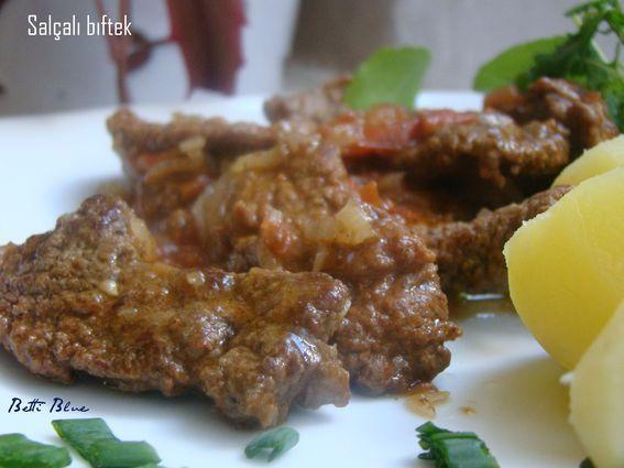 Kuchnia Betti: Dania mięsne